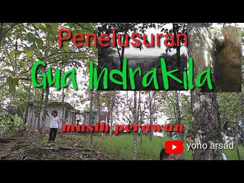 Penelusuran Gua Indrakila Kretek Kebumen