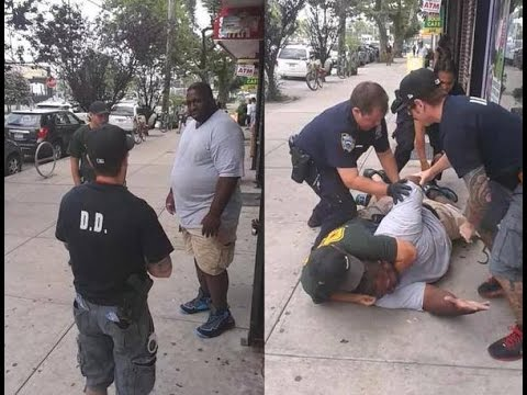 Eric Garner's Death: Tragic, Senseless but Norm