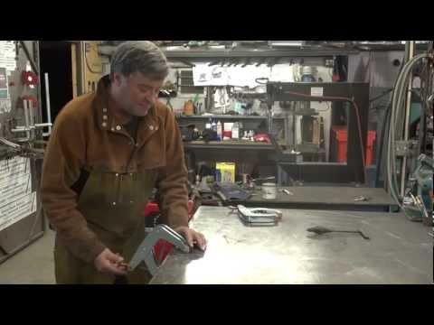 How to Weld a Butt Joint - Kevin Caron