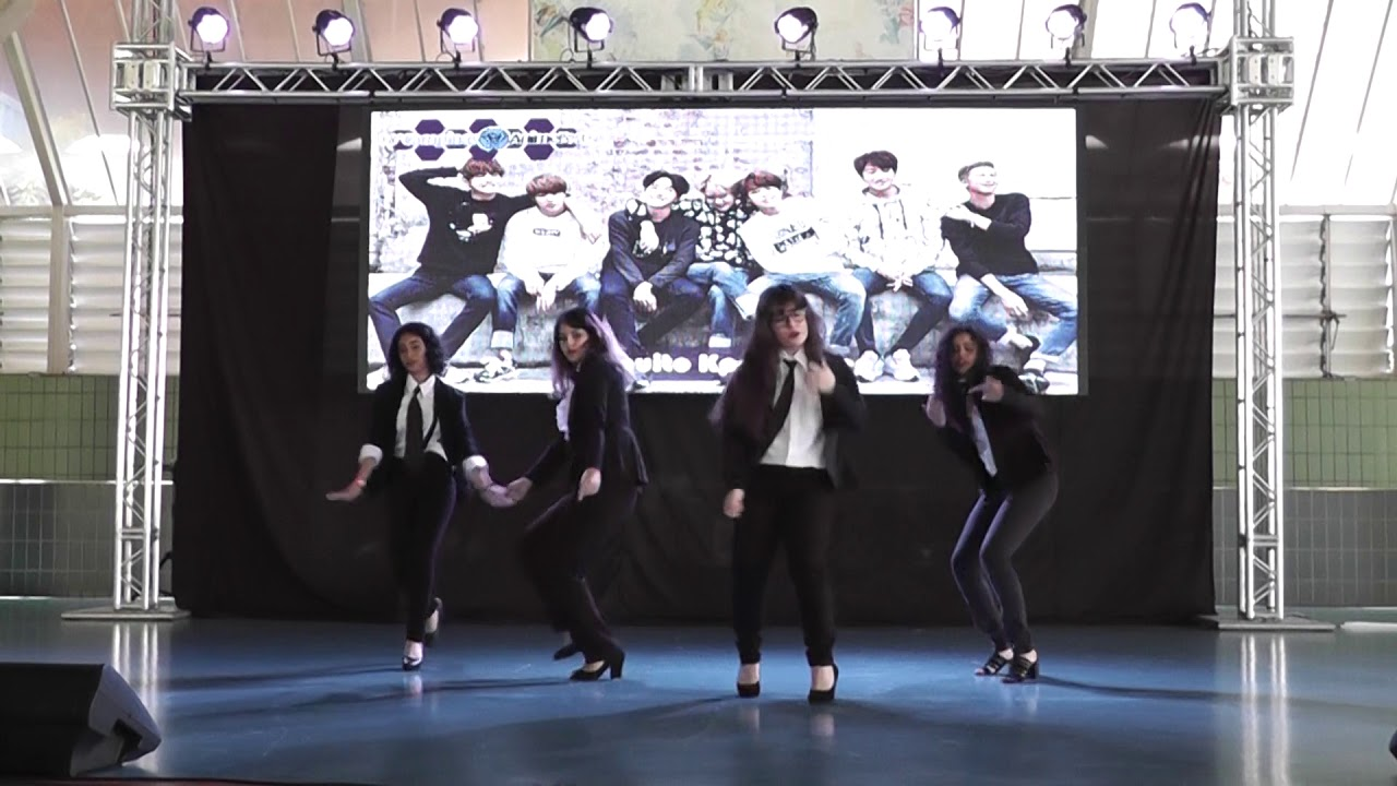 Circuito Kpop : º caf circuito kpop cover youtube