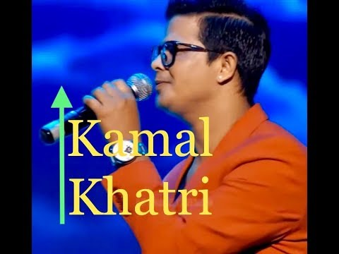 kamal khatri in Dharan program all song