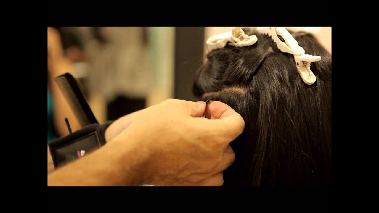 Gadiva Hair extensions MINI - tape - YouTube