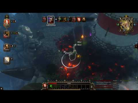 Divinity: Original Sin  Total Party Wipeout!