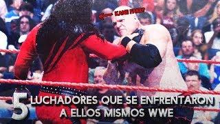 5 Luchadores Que Se Enfrentaron A Ellos Mismos WWE