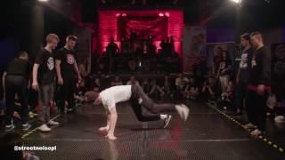 Bangers Crew vs Zames Crew - Finał Bboying Old 3vs3 na Street Noise 2017