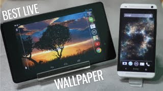 Top 10 Live Wallpapers for Android