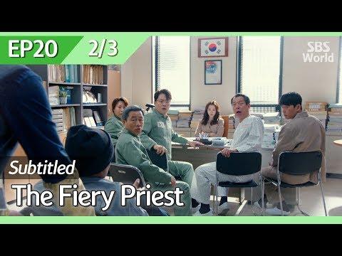 [CC/FULL] The Fiery Priest EP20 (2/3) | 열혈사제