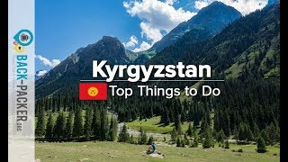 Trekking & Things to do in Kyrgyzstan (Tian Shan Mountains)