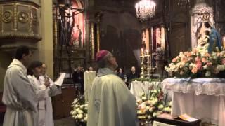 Himno a Ntra. Sra. de Montserrat - Fiestas Patronales 2013 - 3° Parte