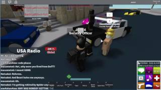 Roblox - [USA] Las Vegas - FPS - Patrol Day 1 - New Agency!