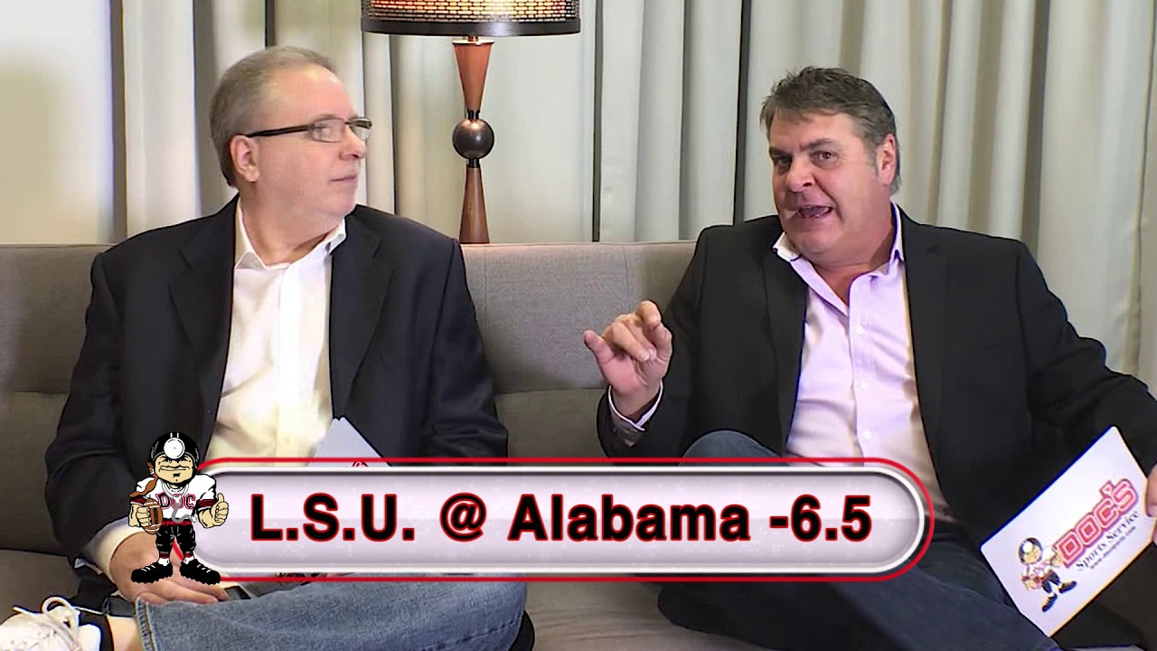 Alabama vs. LSU: Prediction, pick, odds, line, point spread, football ...