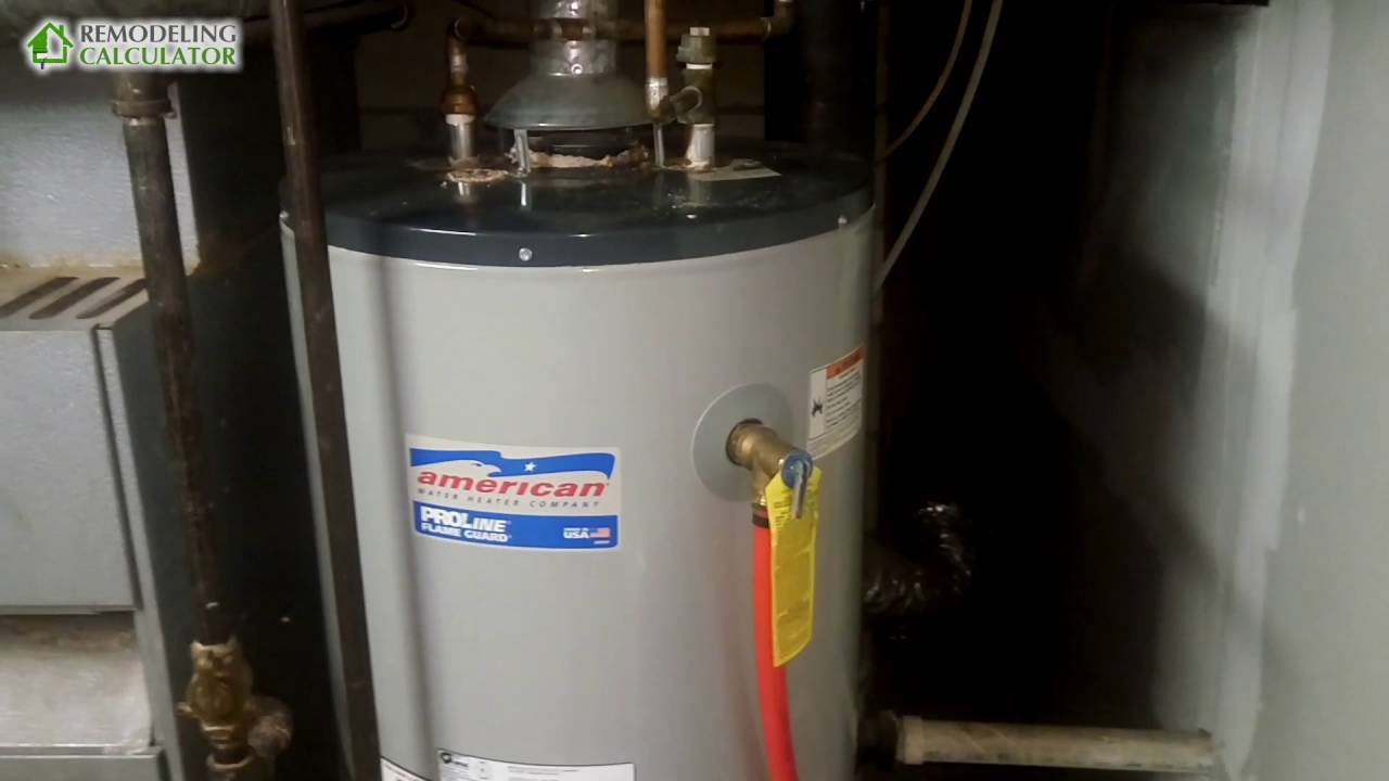 How to choose a water heater to give 49