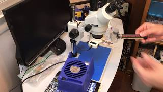 Micro Soldering Repair Equipment