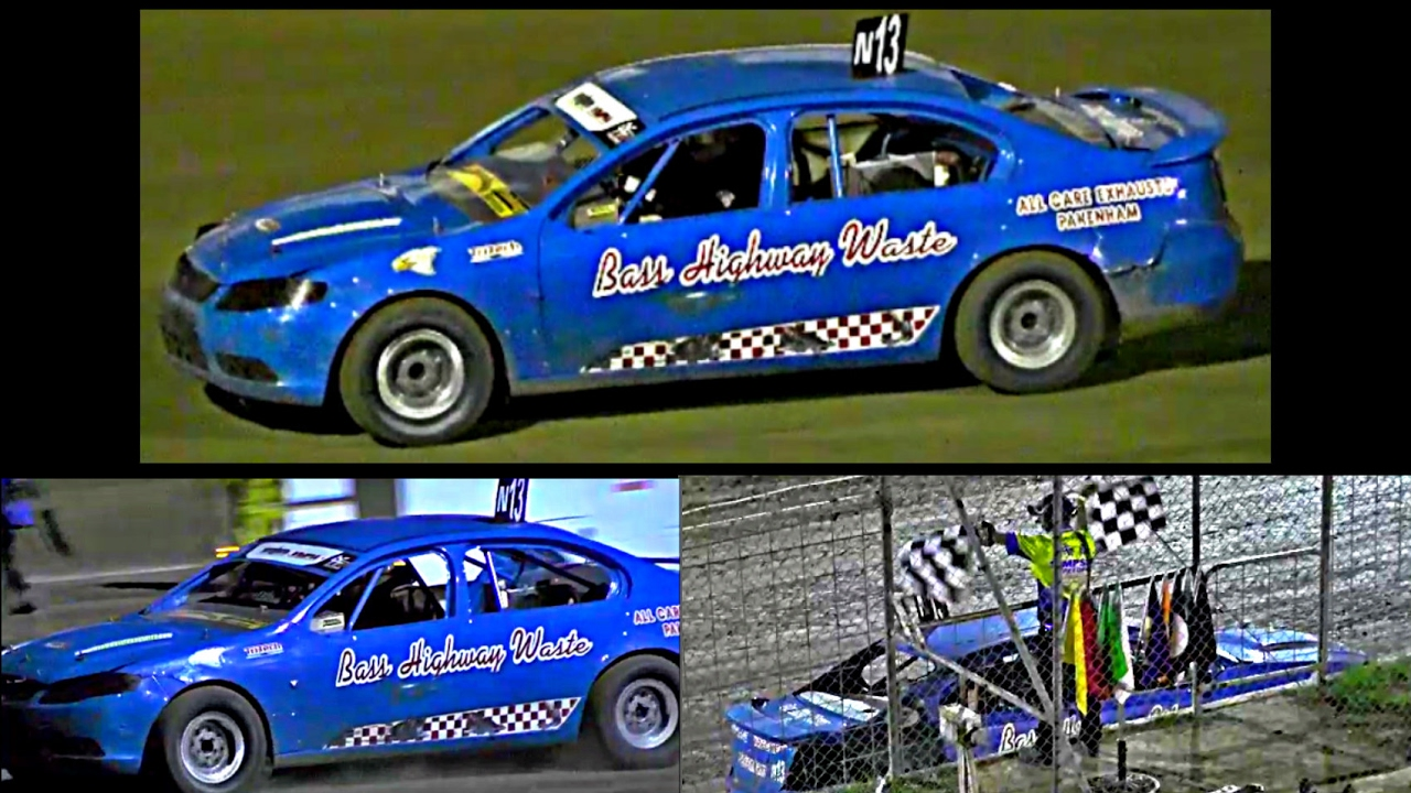 Modified Production Final Tritech Lubricants Ttr Racing Simpson