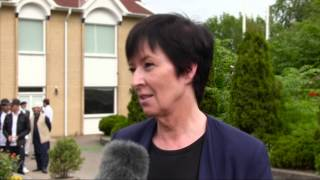 Interview 2015 - Mona Sahlin (National co-ordinator against violence promoting extremism)