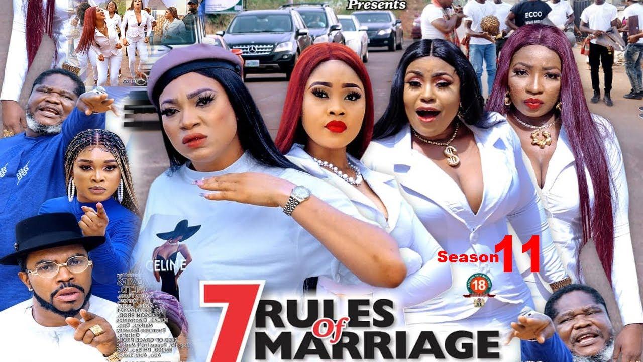 Download 7 RULES OF MARRIAGE SEASON 11 {NEW TRENDING MOVIE}-UGEZU J UGEZU MINDSET 2021 Latest Nollywood Movie