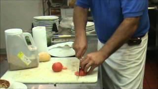Mediterranean Shrimp Wrap By Tareks Cafe