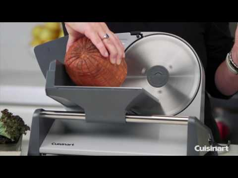 Kitchen Pro Food Slicer Demo (FS-75)