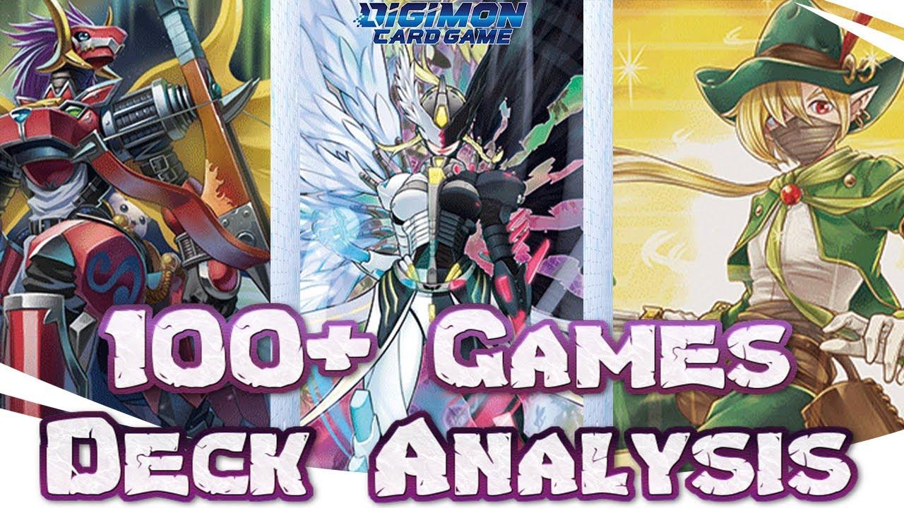 Mastemon is my Favorite deck in the Digimon TCG Set 4 Meta! (Deck Profile + Tournament Report)