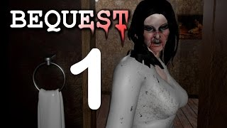 Bequest Walkthrough Gameplay - Horror Game - Demo