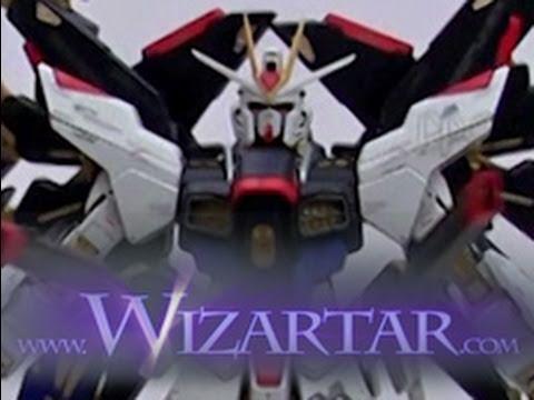 Gundam Strike Freedom Perfect Grade Review (HD 720p)