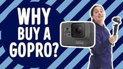 Miksi valita GoPro? Gigantti kertoo