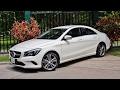 Test drive - Mercedes-Benz CLA 180 2017 (122 HP)