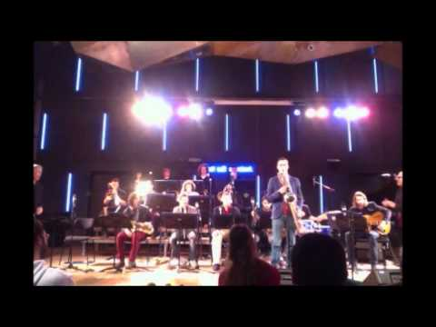 Groove Merchant - Amsterdam Conservatory Monday Big Band