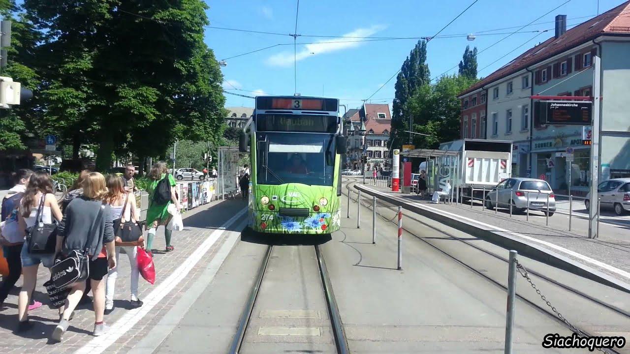 Linie 5 Freiburg