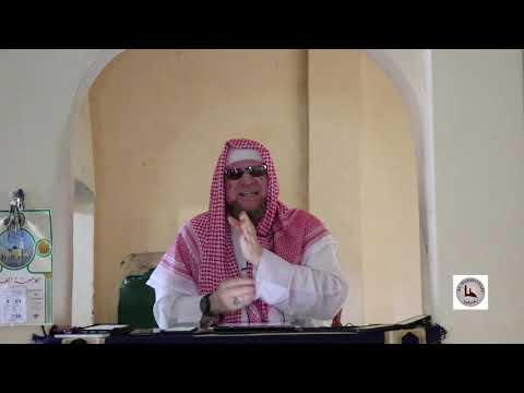 sheikh chebo oggo cham hafizahoulah FRIDAY SERMON 8th NOVEMBER 2019 DO NOT SPOLI THE GROUND AFTE