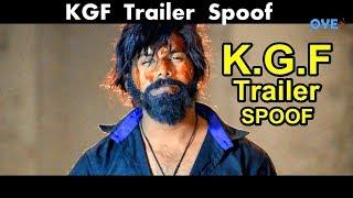 KGF Trailer Spoof | Yash | Srinidhi Shetty | Prashanth Neel | OYE TV