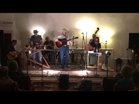 Magnolia Wind, Guy Clark tribute show, St. Francisville, La