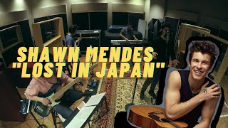 LIVE SESSION Shawn Mendes - Lost in Japan [Remake by HD Collective feat. Ilija Mihailović]