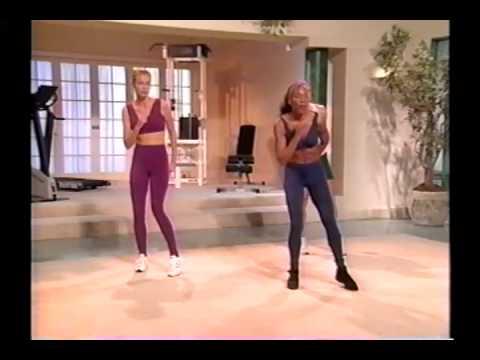 chris imbo's peak 10 fat burning aerobic workout 1995