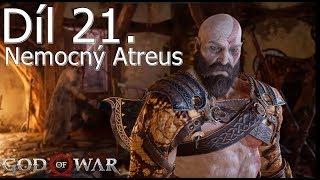 Cerberos hraje: God of War CZ #21- Nemocný Atreus