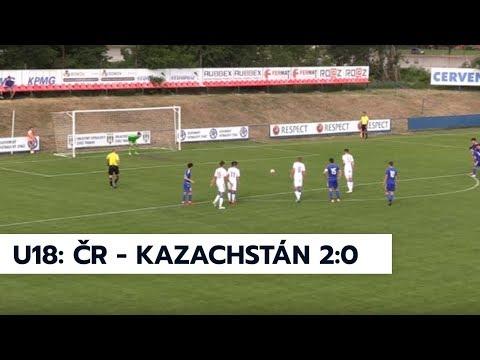 Slovakia Cup 2018: ČR U18 - Kazachstán U18 2:0 (8.5.2018)