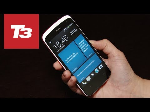 HTC Desire 500 hands-on