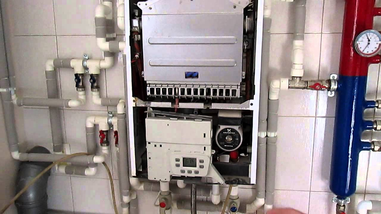 Инструкция по эксплуатации газовый котел бакси