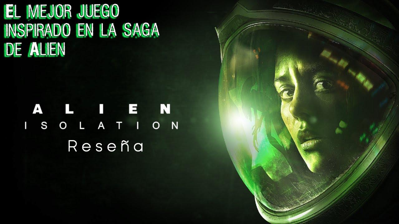 Alien Isolation Reseña   EL MEJOR JUEGO INSPIRADO EN LA SAGA DE ALIEN