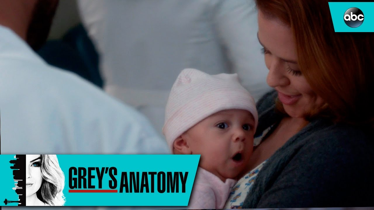 Cant Get Enough Of Jackson And Aprils Baby Greys Anatomy