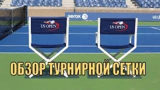 uS Open-2019. Обзор турнирной сетки от Betting good tennis (BGT)