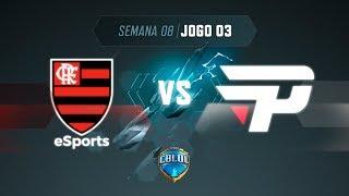 CBLoL 2019: 2ª Etapa - Fase de Pontos | Flamengo x paiN Gaming (Jogo 3)