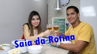 Noite Romântica - Saia da Rotina | Paloma Soares