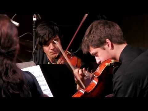 Contemporary Classical Music: 21st Century Composers: String Quartet Patricio da Silva
