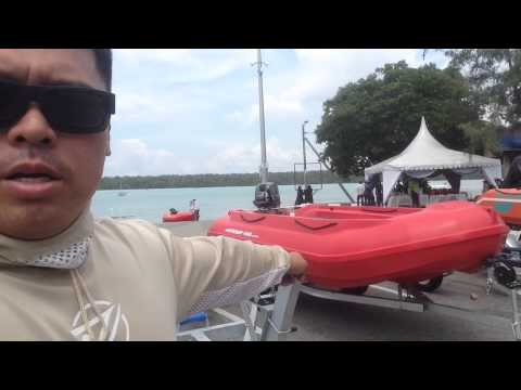 Various pro boats for rescue in Malaysia