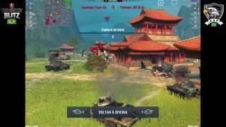 World of Tanks Blitz - Live - Pelotao SilverEagle