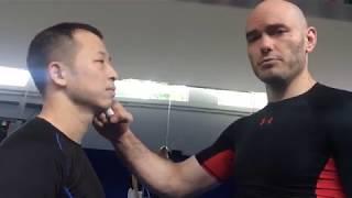 DK Yoo: Power puncher or bad training partner?
