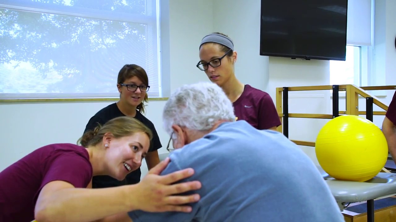 Preview image for Why physical therapy at CMU? video