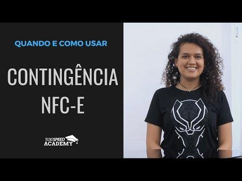 Como e quando utilizar a Contingência da NFC-e