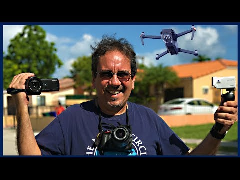 My cameras, drone, microphones and other gear review. Best gear to vlog.